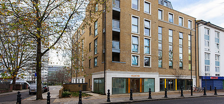 Yara Central, Holland Park, Student accommodation in London
